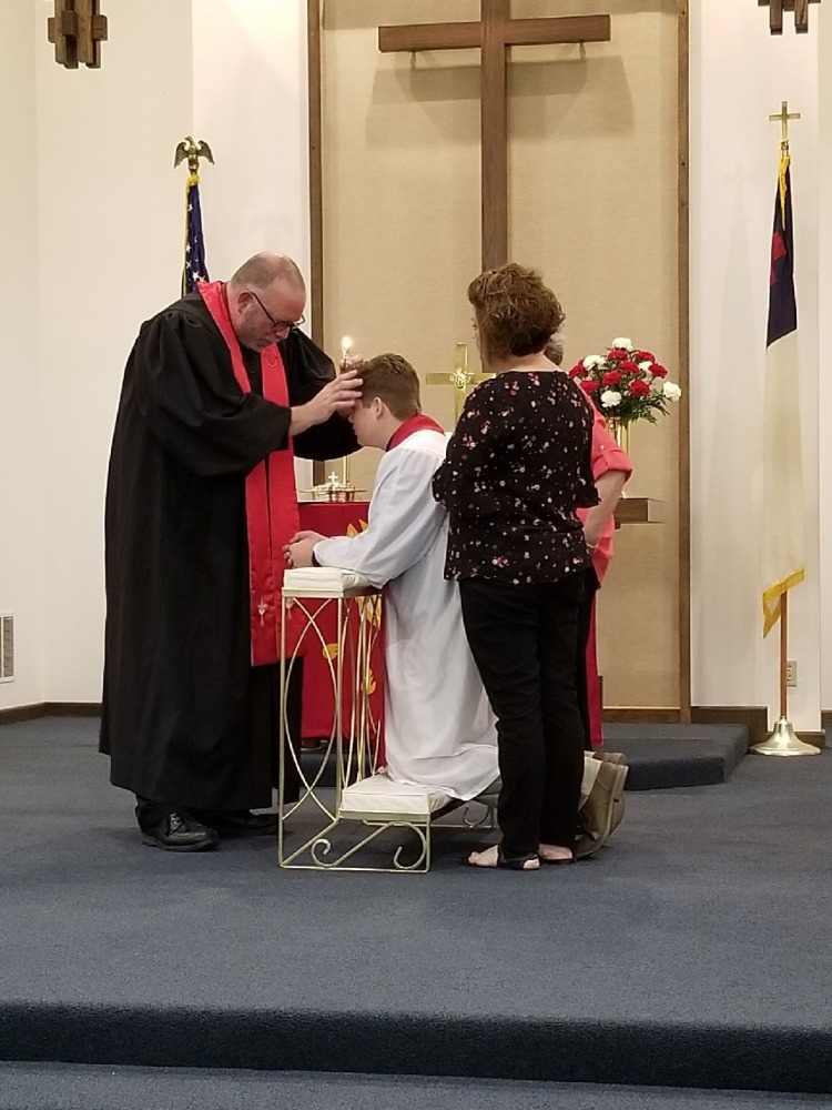 Confirmation 11 2018