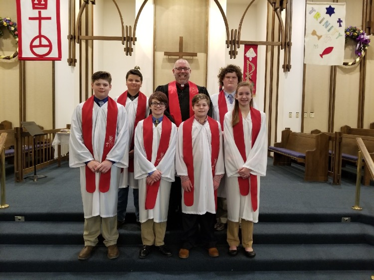 Confirmation 9 2018