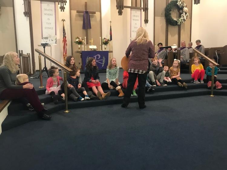 Children's sermon 2019